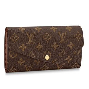 🍒authentic Louis Vuitton $700 Sarah wallet